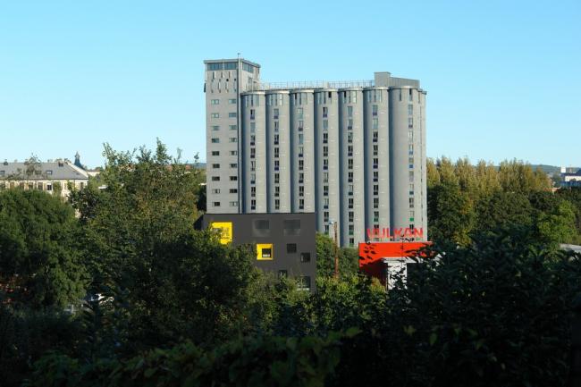 Общежитие Grünerløkka studenthus. Фото: Нина Фролова