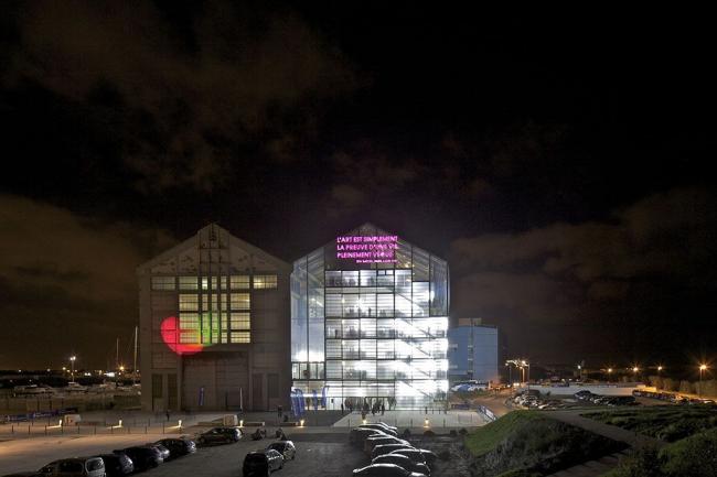 Здание FRAC Север – Па-де-Кале ©  Philippe Ruault