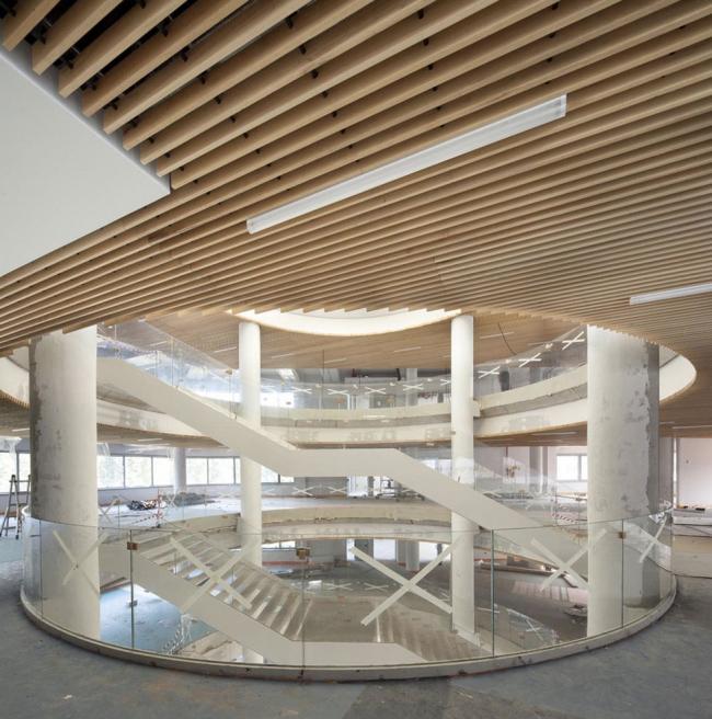Кампус Туринского Университета © David Vicario