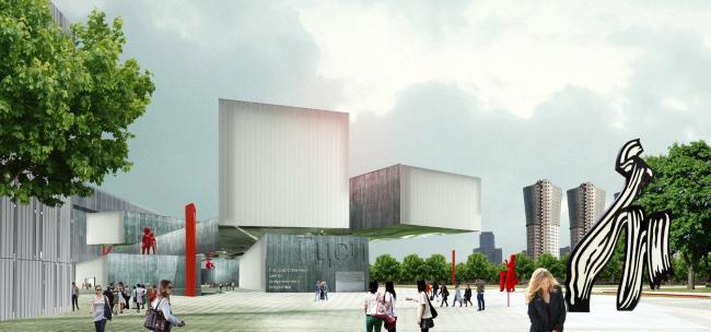 WAI Architecture Think Tank. Материалы предоставлены организаторами конкурса
