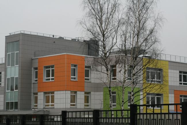 Детский сад в Куркино ©