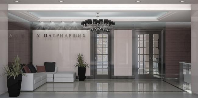 Комплекс апартаментов «У Патриарших». Изображение с сайта 2013.urbanawards.ru