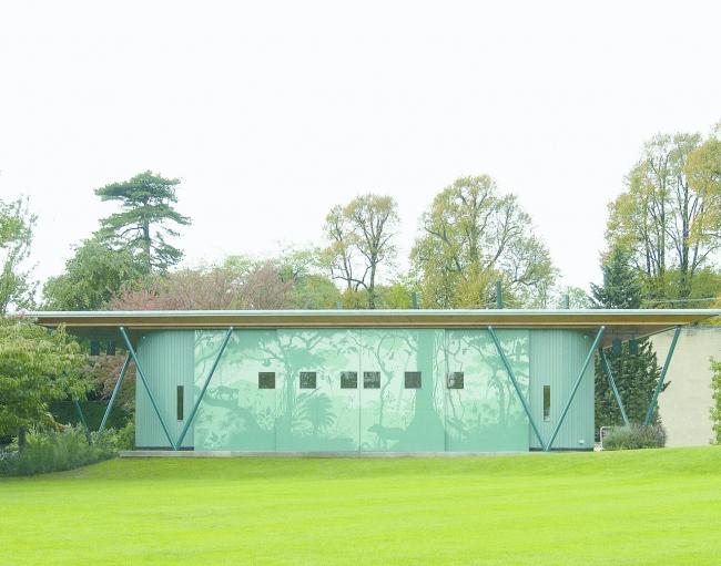 Театральная терраса в бристольском зоопарке. Фото предоставлено компанией Velux.