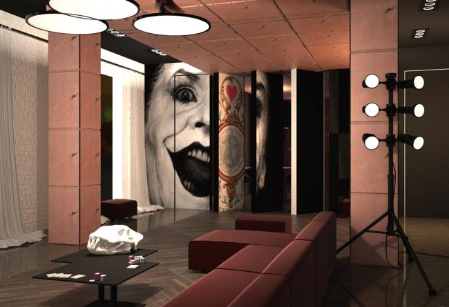 Гран-при. Александра Тареева. Проект «Джокер». Иллюстрация предоставлена организаторами конкурса.