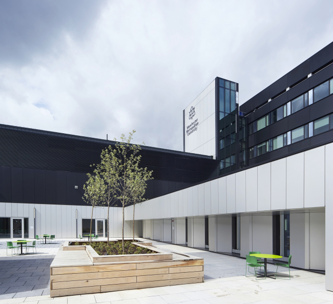 Манчестерская школа искусств © Hufton + Crow