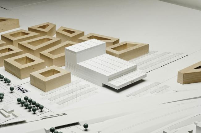5-я премия. Проект Cruz y Ortiz Arquitectos