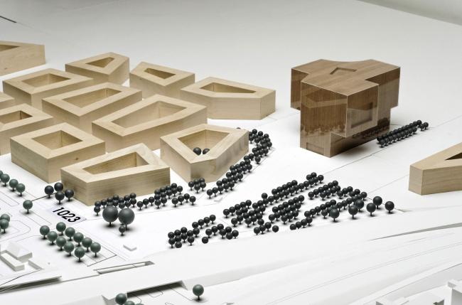 3-я премия. Проект Макса Дудлера