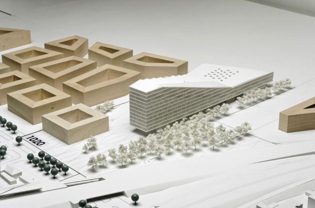 4-я премия. Проект wulf architekten