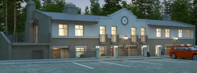 Загородный жилой комплекс «Близкое». Изображение с сайта blizkoe.ru