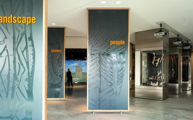 Посетительский центр Стоунхенджа © Peter Cook