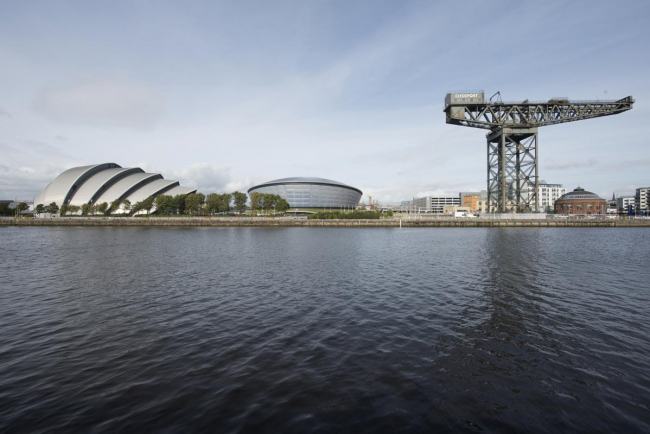 Арена SSE Hydro © Foster + Partners