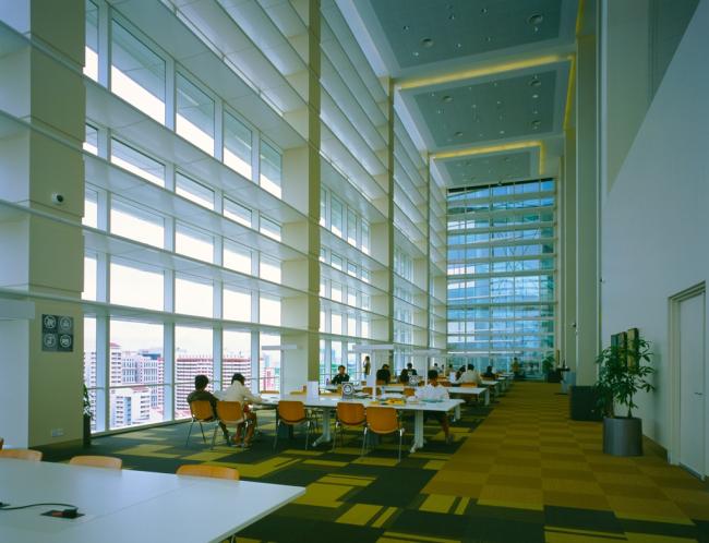 Национальная библиотека Сингапура. Фото с сайта trhamzahyeang.com