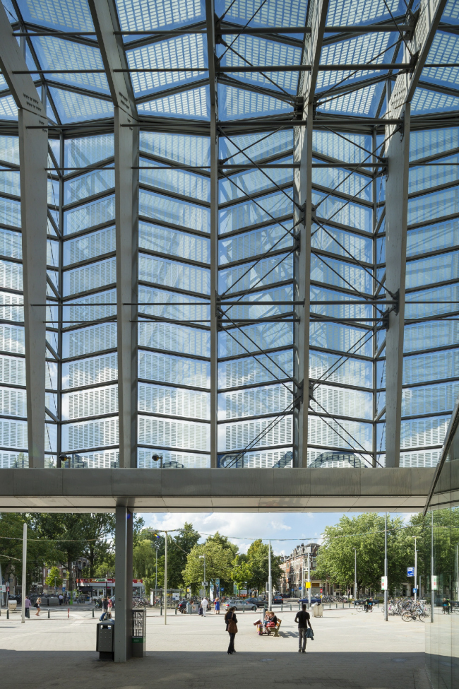 Вокзал Rotterdam Centraal © Jannes Linders