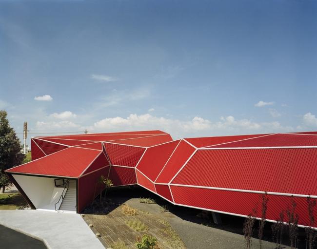 Музей шоколада Nestlé © Rojkind Arquitectos