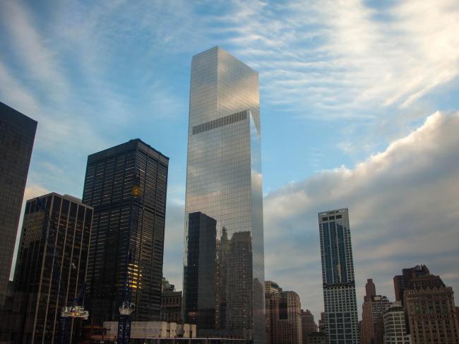ВТЦ Башня 4. Фото: Joe Woolhead / Silverstein Properties