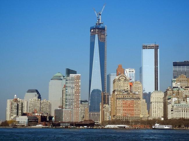 Всемирный торговый центр. Фото: Cathy Baird via Wikimedia Commons. Лицензия CC-BY-2.0
