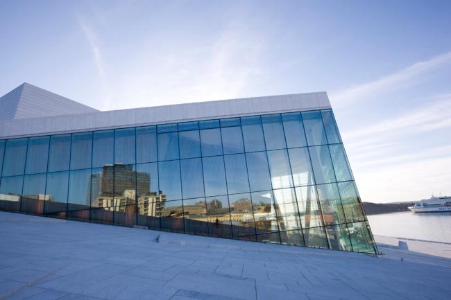 Норвежский национальный театр оперы и балета © Trond Isaksen, Statsbygg