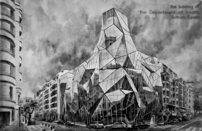 Департамент здоровья в Бильбао. 38 голосов © Ксения Федорова
