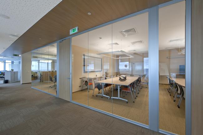 Офисные помещения компании Nord Star Development © Архитектурная мастерская Сергея Эстрина