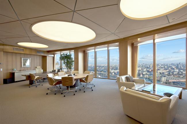 Offices of Nord Star Development © Sergey Estrin Architects