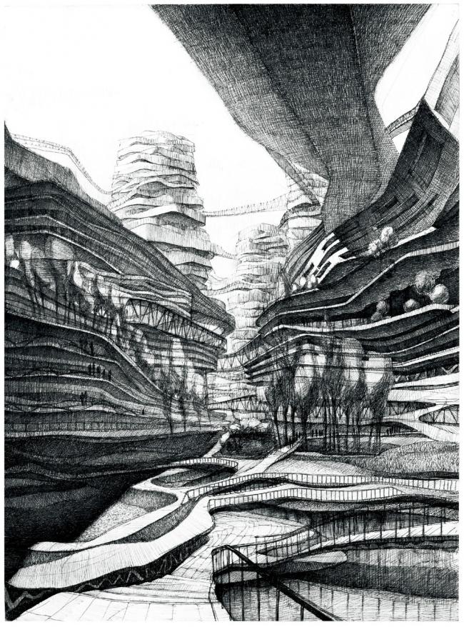 Cерия «Каньон». Special mention, 130 голосов © Айсылу Валиуллина