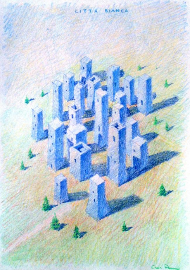 Один город и три виллы. Special mention, 23 голоса © Александр Рябский
