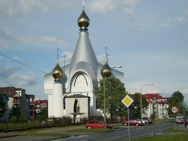 Церковь Святого Великомученика Георгия Победоносца в Гродно © Ёжи Устинович