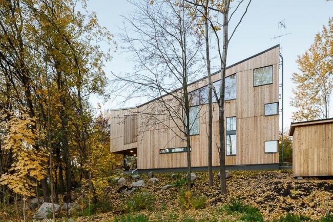 Дом MM. Фото © Tuomas Uusheimo