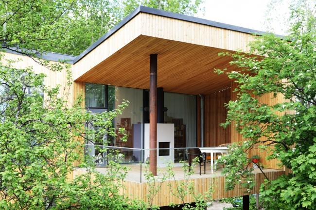 Дом MM. Фото © Maija Luutonen