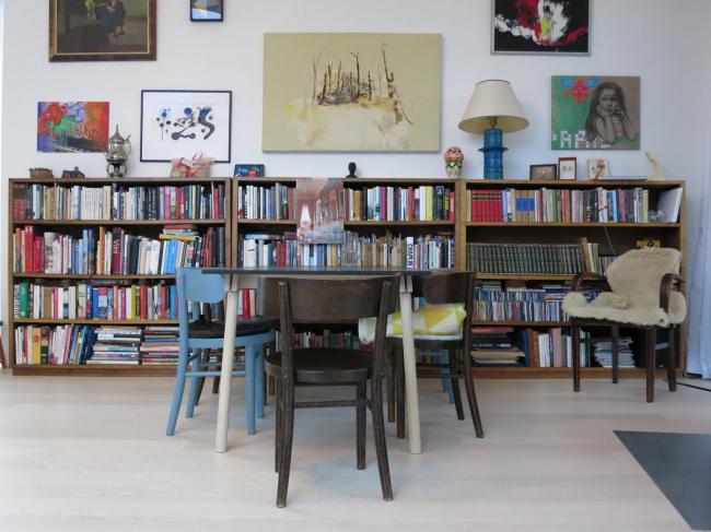 Дом MM. Фото © Tarja Nurmi