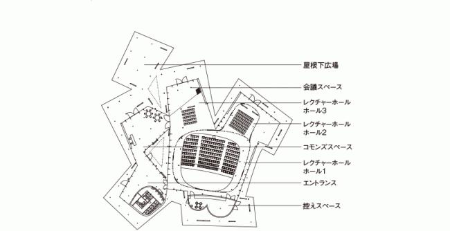 Аудитория Юнко Фукутаке. Фото с сайта okayama-u.ac.jp