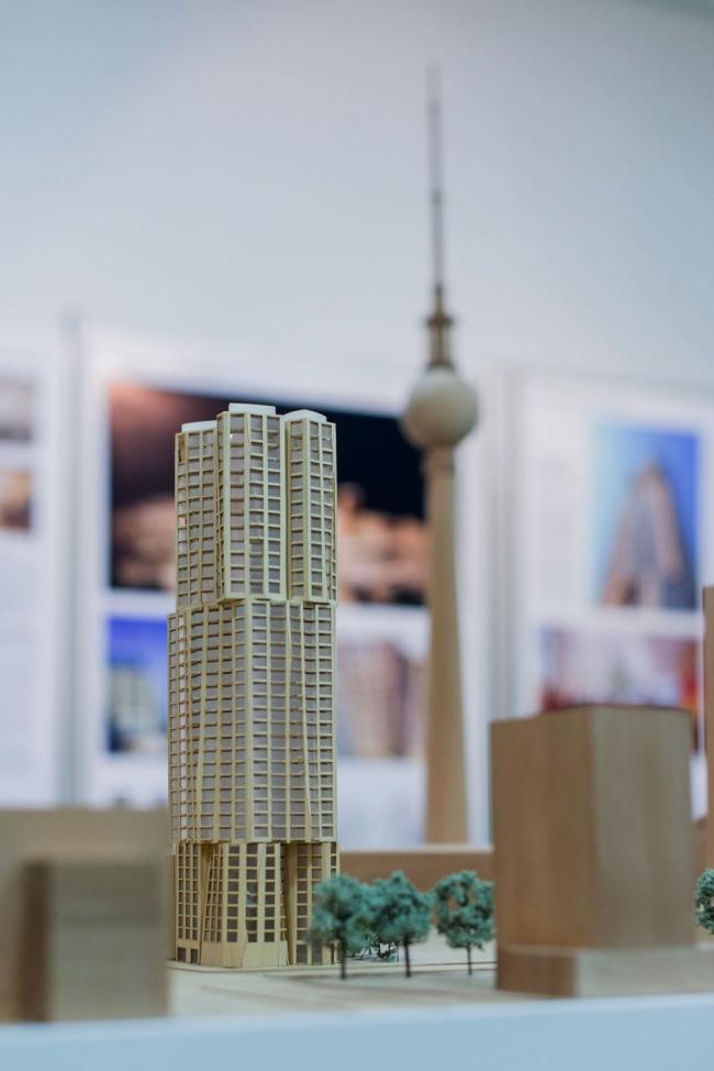 Башня на Александерплац © DPA