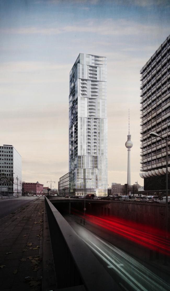 3-е место. Проект Barkow Leibinger