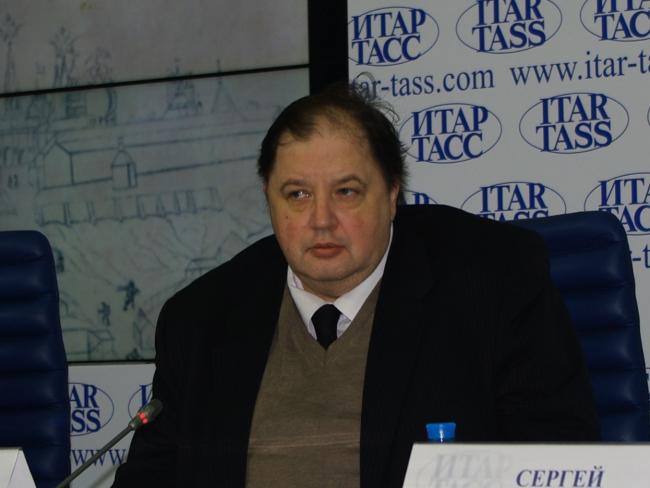 Дмитрий Швидковский. Фотография Аллы Павликовой