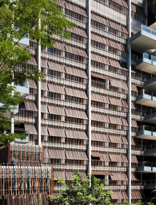 Жилой комплекс Goodwood Residence © Patrick Bingham-Hall