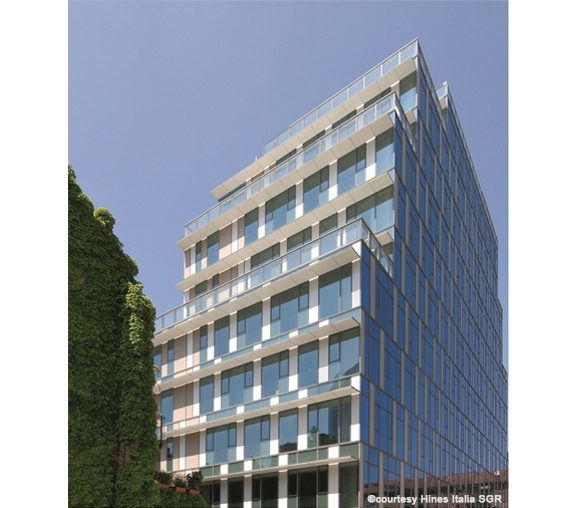 Офисное здание Isola. Фото с сайта mcdonoughpartners.com