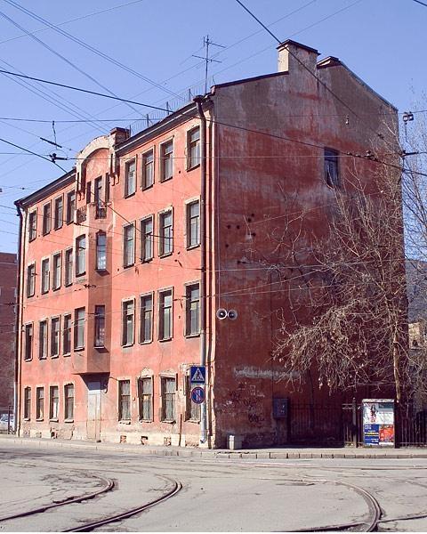 Дом, построенные архитектором Дмитрием Крыжановским. Фотография: CityWalls