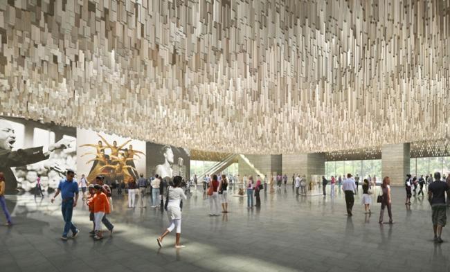 Национальный музей афроамериканской истории и культуры © Imaging Atelier