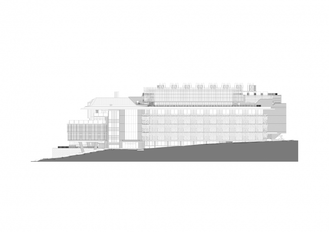 Корпус AEB Квинслендского университета © Richard Kirk Architect & HASSELL