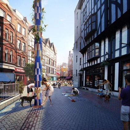 Проект Studio Weave. Изображение с сайта architectsjournal.co.uk