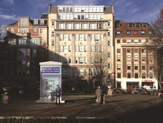 Проект Adam Architecture. Изображение с сайта architectsjournal.co.uk
