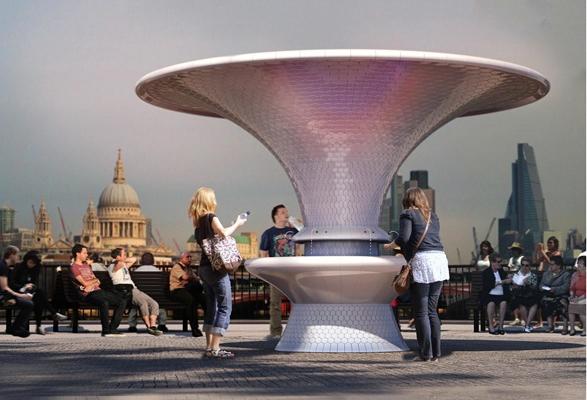Проект Hopkins Architects. Изображение с сайта architectsjournal.co.uk