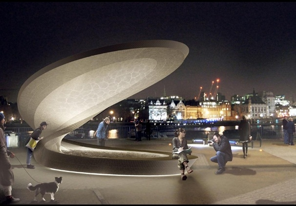 Проект бюро Захи Хадид. Изображение с сайта architectsjournal.co.uk