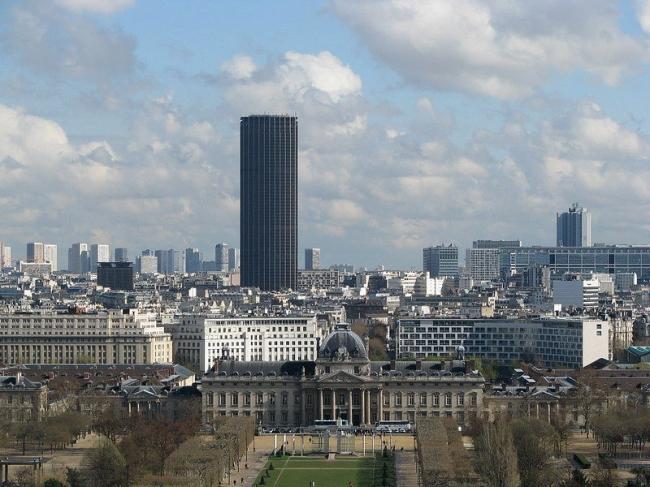 Башня Монпарнас. Фотография с сайта tourismdaily.ru