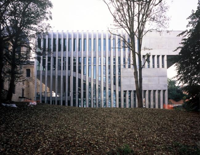 Экономический факультет Гентского университета. 2001-2006. Фото: Frans Parthesius © XDGA