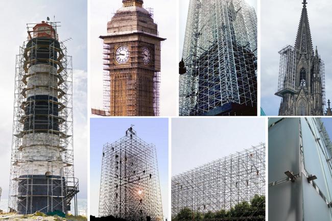 Мировой опыт реставрации уникальных памятников архитектуры. Материал предоставлен бюро «Четвертое измерение»