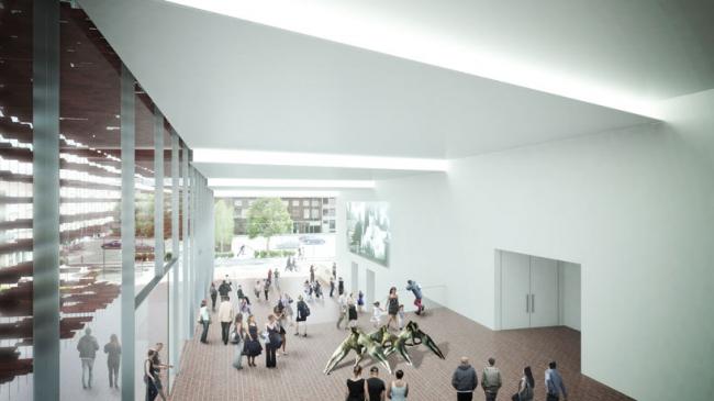 Культурный центр ArtA © Kengo Kuma & Associates
