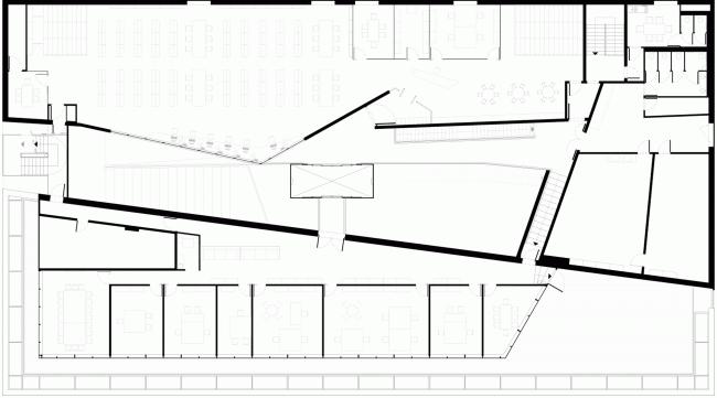 Здание FRAC Бретань © Odile Decq