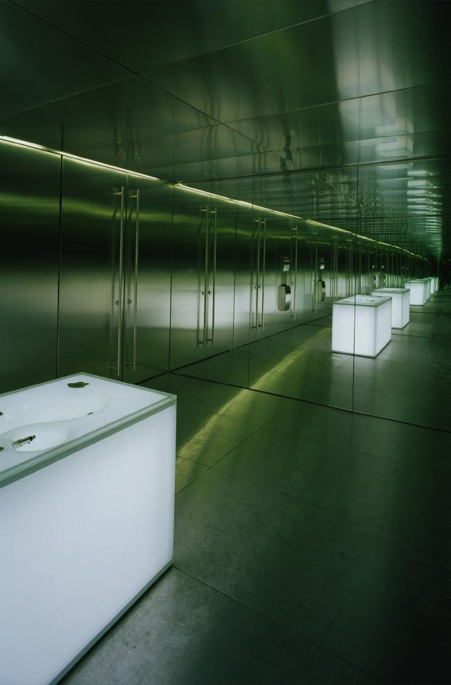 Музей современного искусства MACRO – новое крыло © Odile Decq – L. Filetici