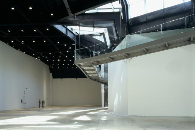 Музей современного искусства MACRO – новое крыло © Odile Decq – G. Fessy